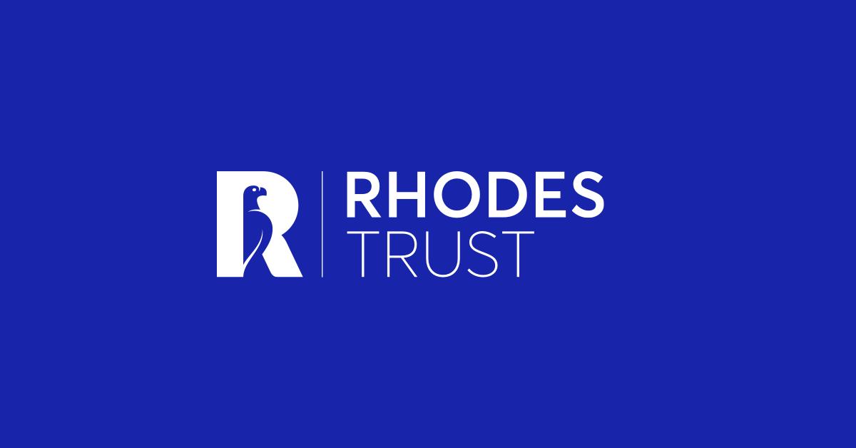 Apply - Rhodes Trust