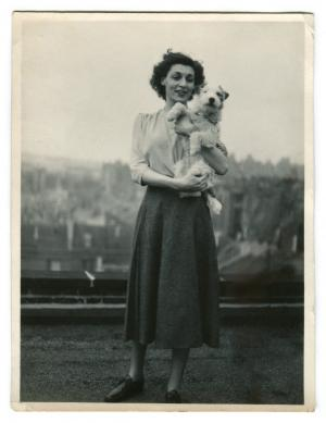 Lady Williams in WW2