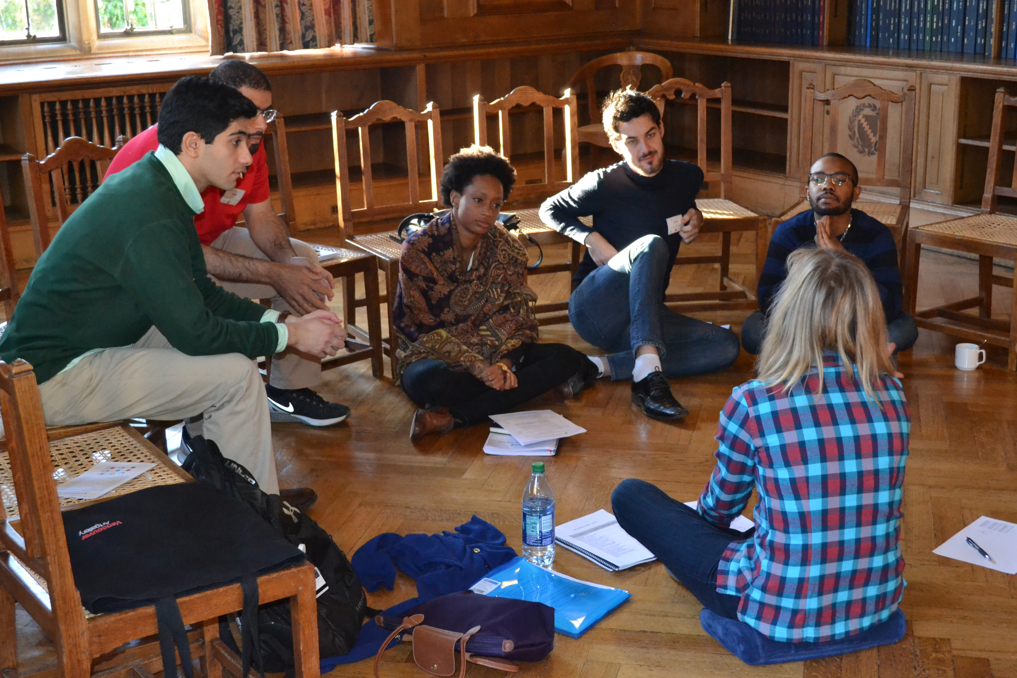 ​Retreat on Service & Leadership for First Year Scholars