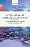 International Climate Change Law, Lavanya Rajamani (India & Hertford 1996)