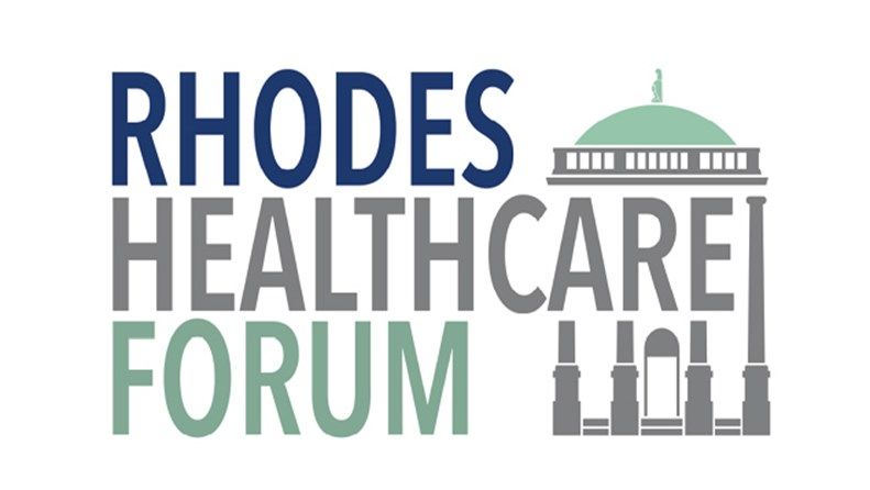 Rhodes Healthcare Forum Logo