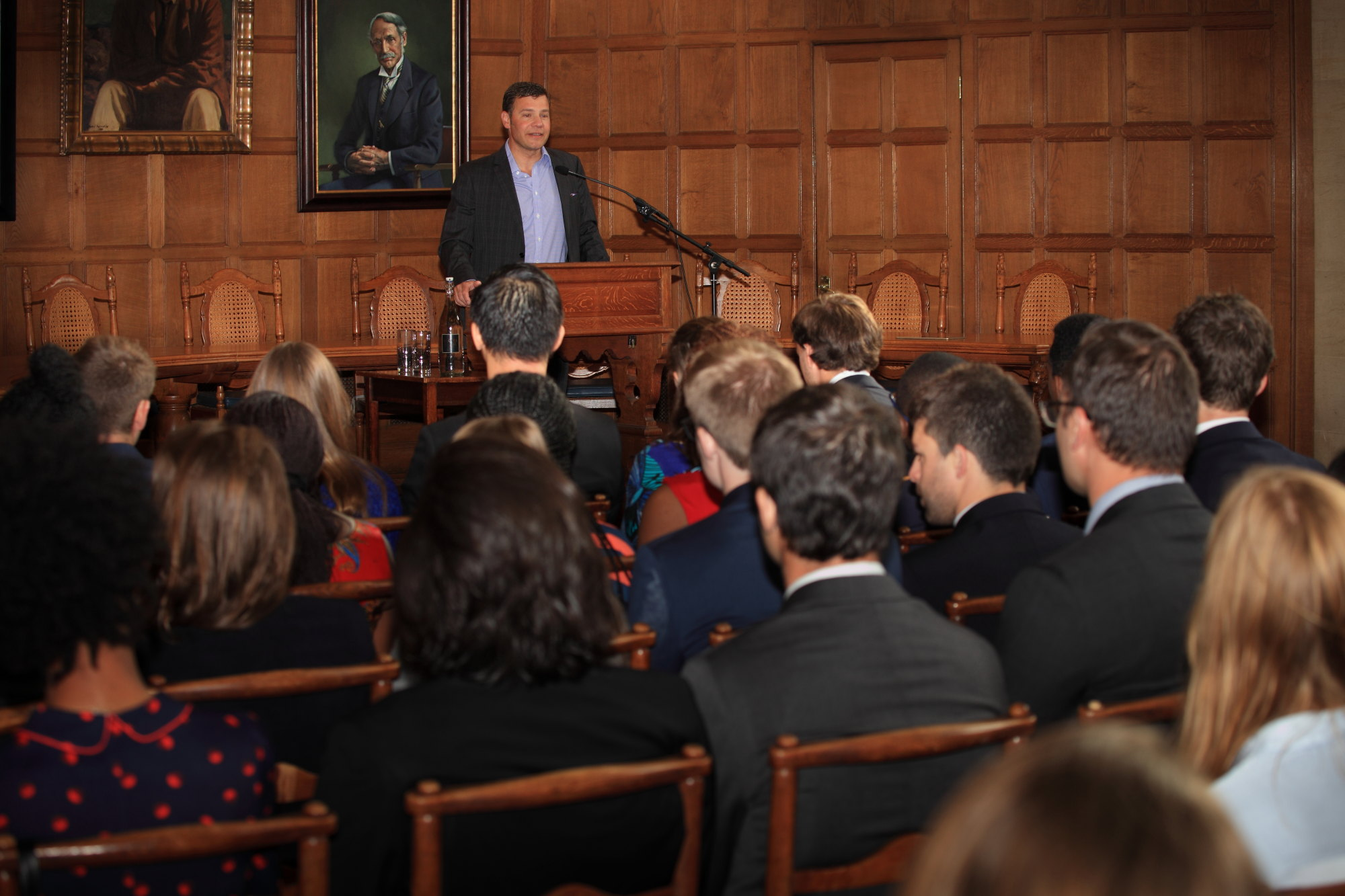 ​Welcoming the Class of 2015 to Oxford