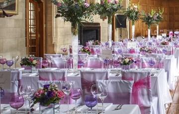 Wedding at Milner Hall
