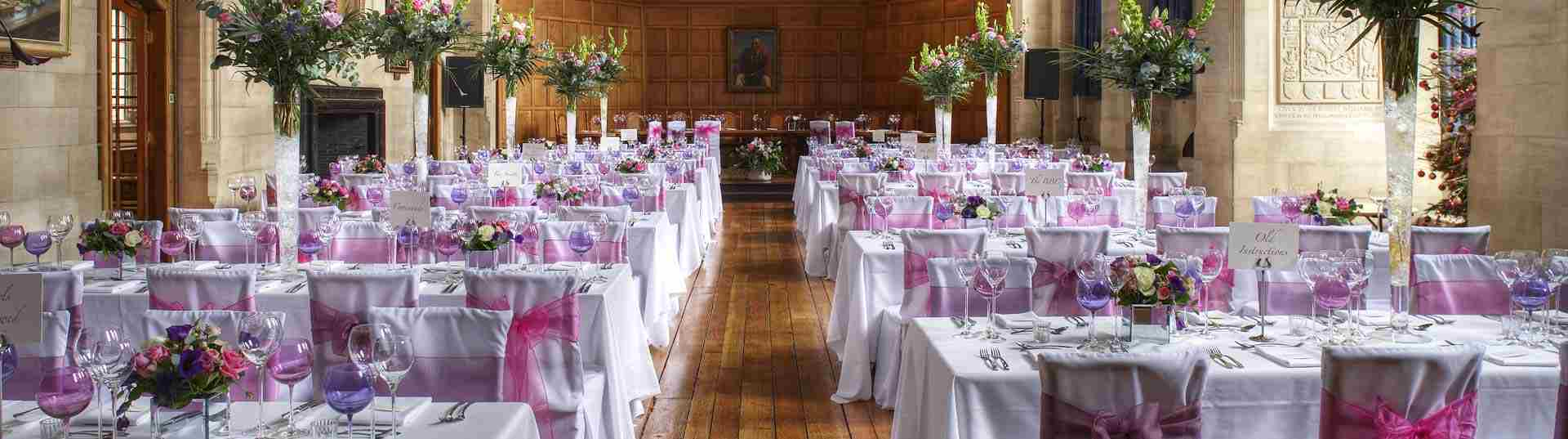 Wedding at Rhodes House