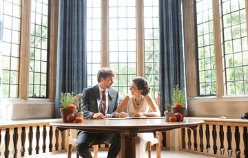 Weddings at Rhodes House
