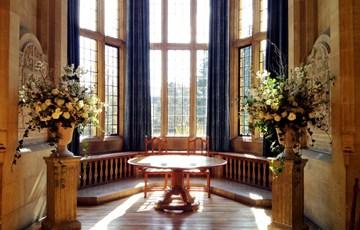 Bay Window Milner Hall
