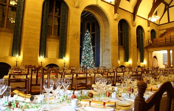 Christmas in Milner Hall