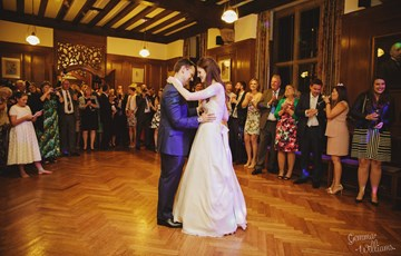 First Dance in Beit Room