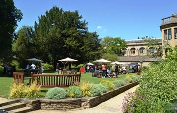 Garden Party at Rhodes House