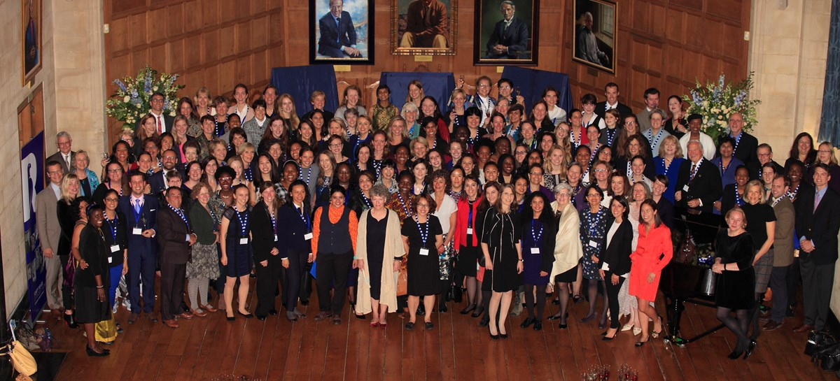 40 Years of Rhodes Women: A Reflection