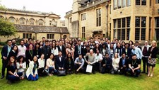 Picture of Global Scholars Symposium at Rhodes House