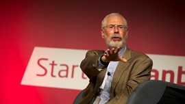 An evening with Steve Blank, father of the Lean Startup Method