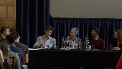 Video Screenshot - Climate Change Workshop Q&A Panel Discussion