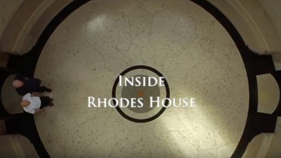 Video Screenshot - Inside Rhodes House