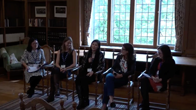 Video Screenshot - Rhodes Women in Science: Standing up for the World