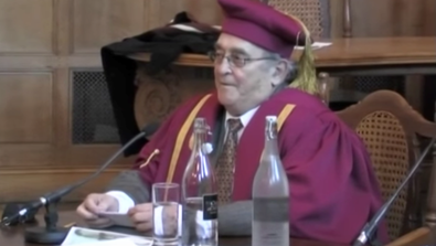 Video Screenshot - Bram Fischer Memorial Lecture 2014 by Professor Denis Goldberg