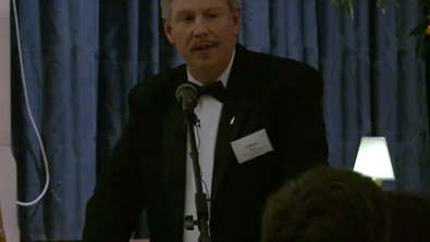 Video Screenshot - Class of 2015 Welcome Speech Delivered by Andrew Banks