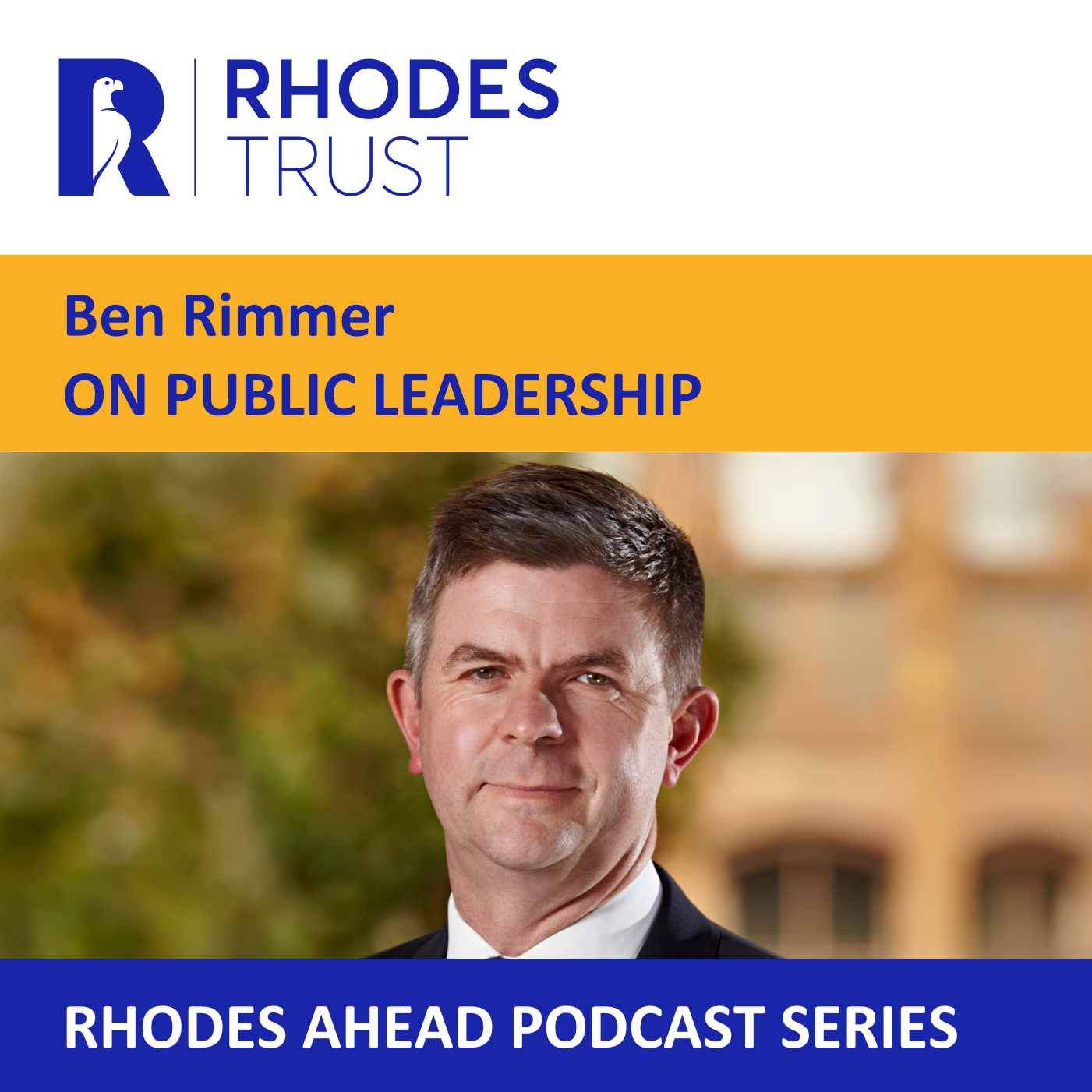 Ben Rimmer on Public Leadership