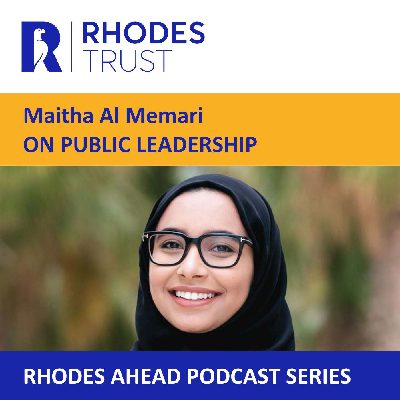 Maitha AlMemari on Public Leadership