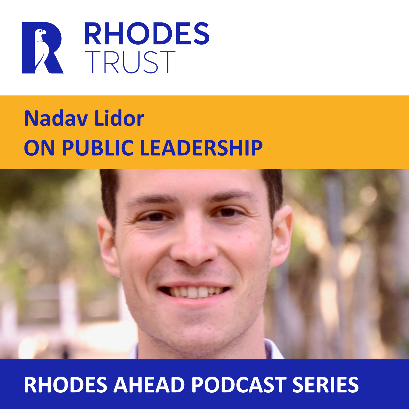 Nadav Lidor on Public Leadership