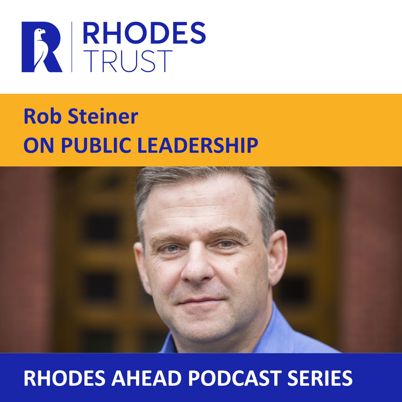 Rob Steiner on Public Leadership