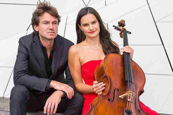 Cello recital & Piano concert with Cellist Raphaela Gromes & Pianist Julian Riem