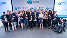 Picture of 2019 Class of Schmidt Science Fellows Announced