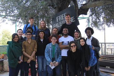 Thumb Nail of Rhodes Scholar Trip to Palestine 2019: a Feature Length Blog
