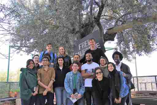 Debrief of 2019 Eden Palestine Trip