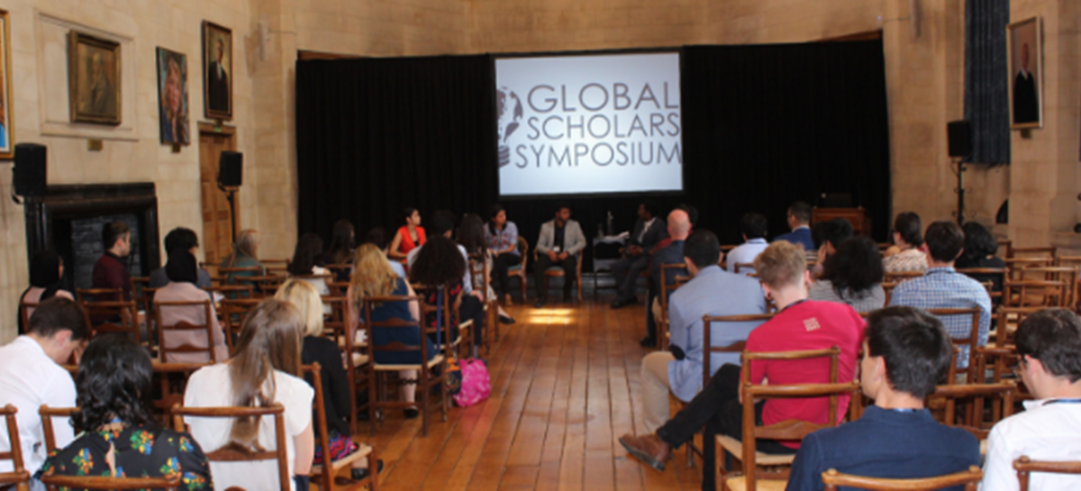 4 Ways to Innovate: Lessons from the Global Scholars Symposium