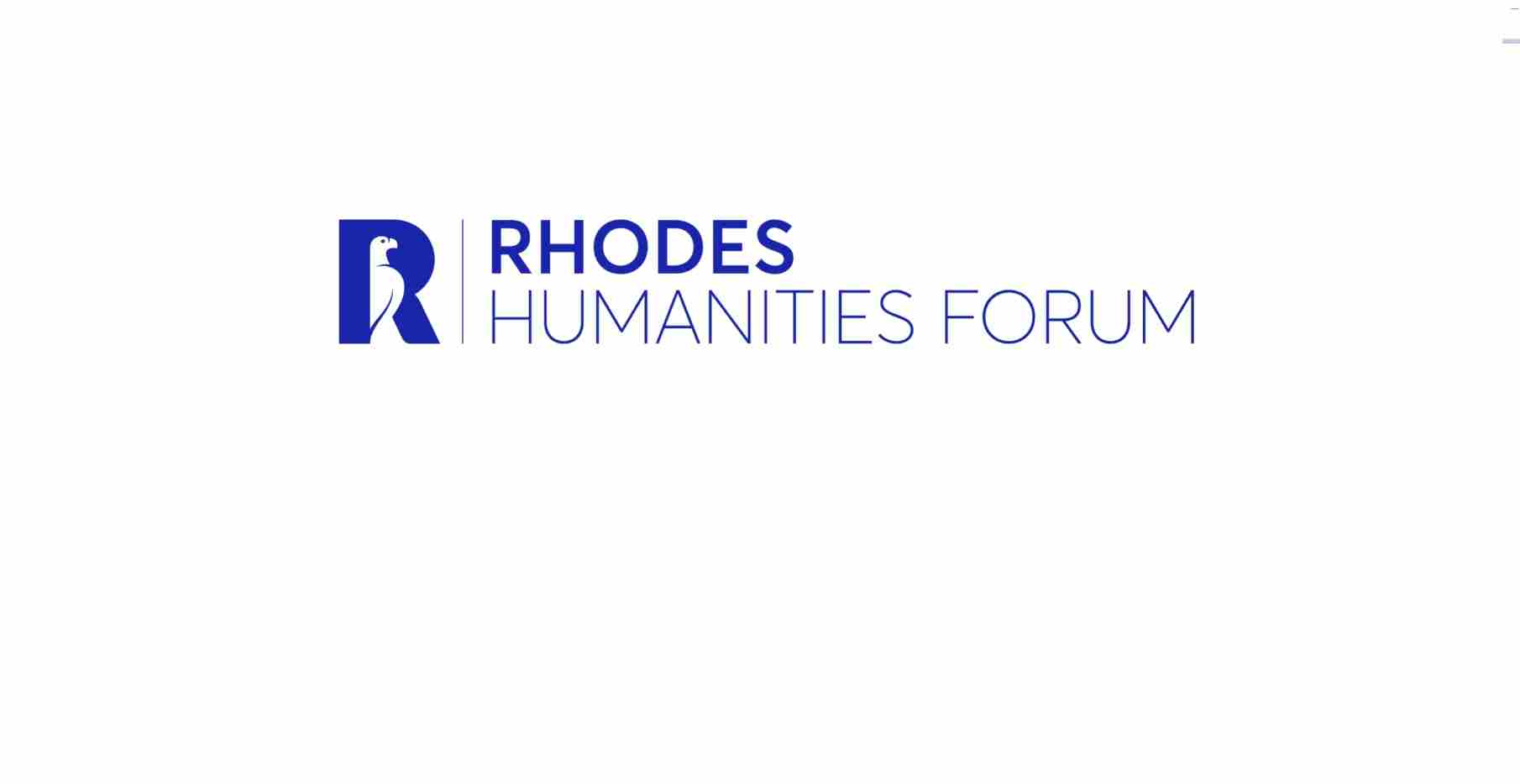 Inaugural Rhodes Forum on Humanities
