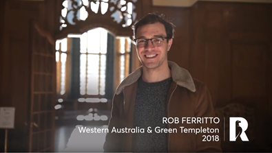 Video Screenshot - Rob Ferritto: Rhodes Profile (Western Australia & Green Templeton 2018)