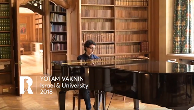 Video Screenshot - Yotam Vaknin: Rhodes Profile (Israel & University 2018)