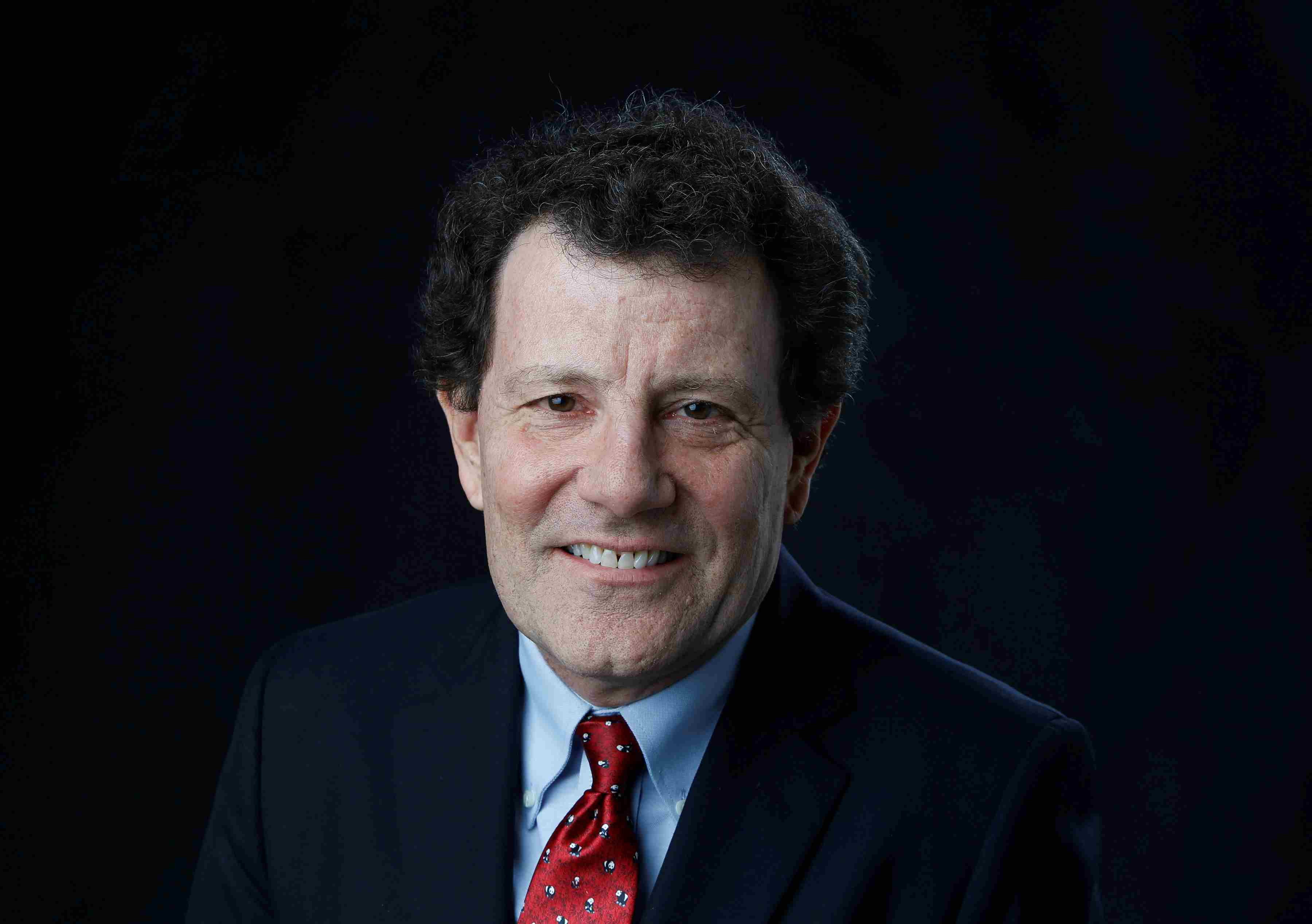 Scholar Talk with Nick Kristof
