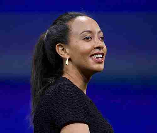 Scholar Talk with Haben Girma