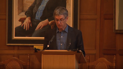Video Screenshot - Bram Fischer Memorial Lecture 2019