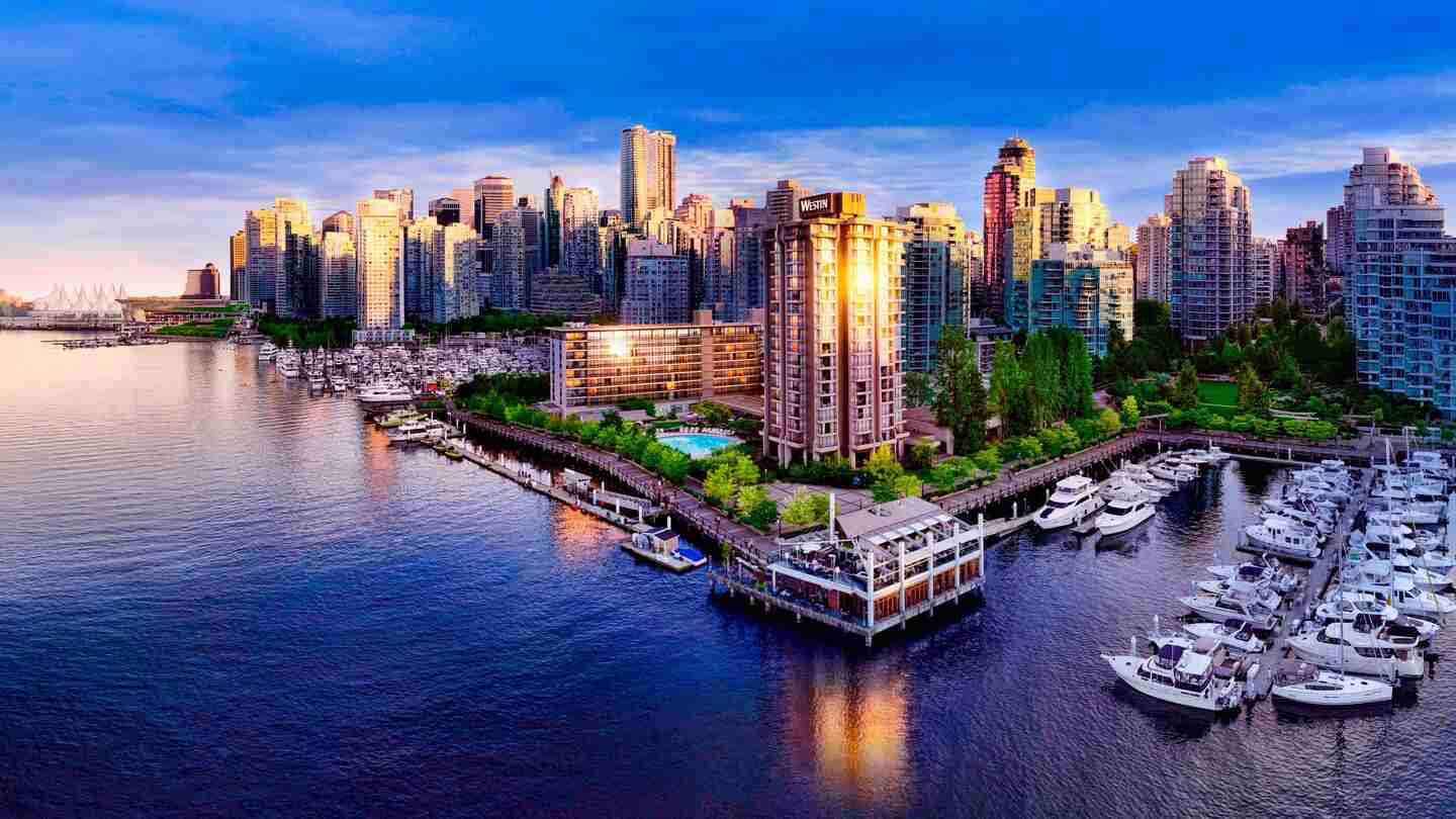 Evening Reception & Talk in Vancouver