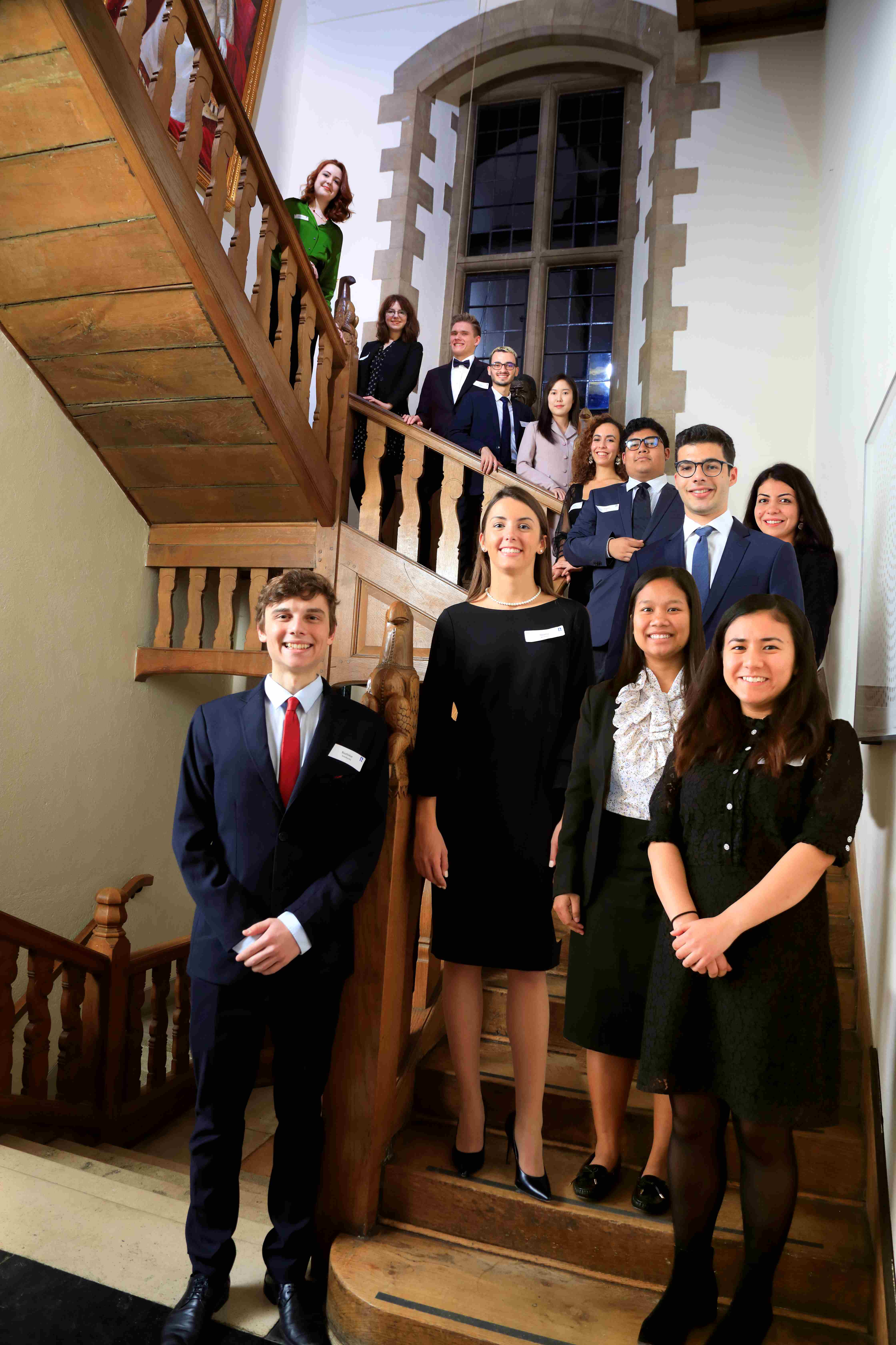 Picture of Class of 2020 Rhodes Scholars announced