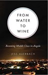 From Water to Wine: Becoming Middle Class in Angola (Teaching Culture: UTP Ethnographies for the Classroom), Jess Auerbach (South Africa at large and St Antony's 2009)